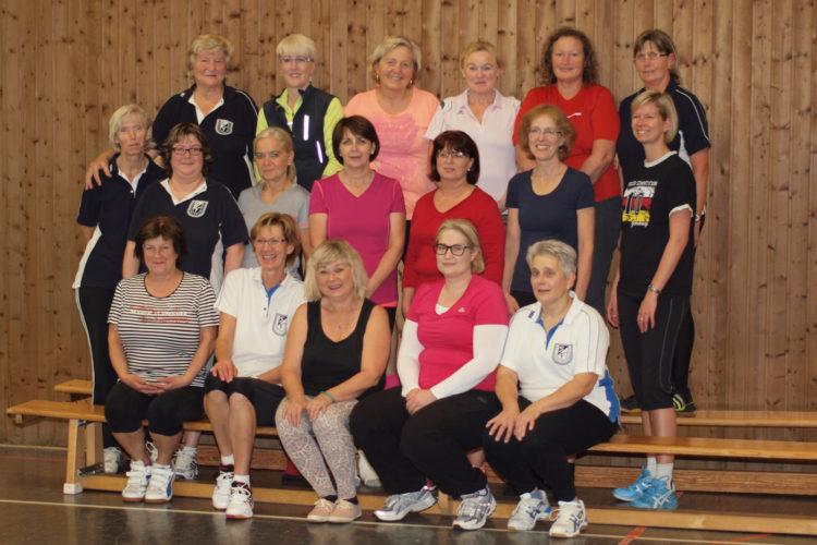 Frauen-Gymnastik Dienstagsgruppe I